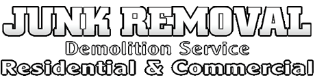 Junk Removal / Demolition Services Wisconsin